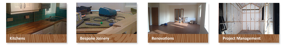 A sample of our joinery services